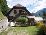 Cuder apartments and rooms, Soča