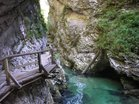 The Vintgar gorge, , 4247 Zgornje Gorje