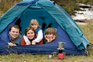 Spent your holidays camping – affordable, exciting and in the nature