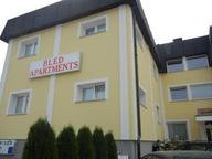Bled apartments, Bled