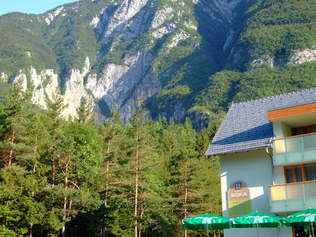 Boarding house Boka, Bovec
