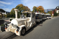 Tourist train Bled, Izola, Bled