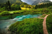 DISCOVER TRIGLAV NATIONAL PARK