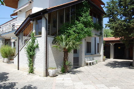 Camere e appartamento Štefančič, Koper/Capodistria