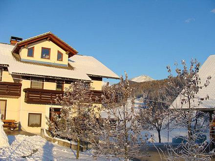 Appartement und Zimmer Vrtačnik, Die Julischen Alpe