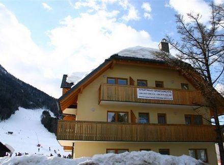 Apartments Snežna plaža, Die Julischen Alpe