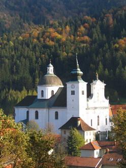 Cerkev Sv. Mohorja in Fortunata , Gornji Grad