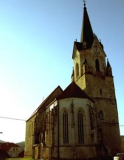 Cerkev sv. Ruperta, Dolenjska