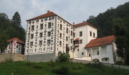 Dvorec Strmol, Rogatec