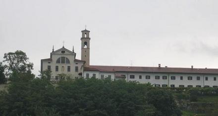 Il monastero francescano Kostanjevica, Nova Gorica