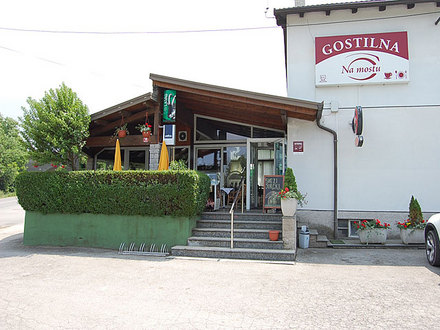 Gasthaus Na mostu, Postojna