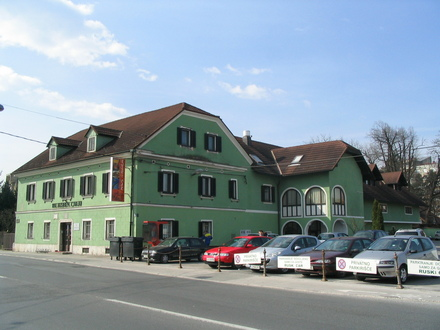 Restaurant Ruski car, Ljubljana and its Surroundings