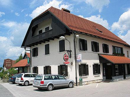 Gasthaus Zajc, Die Julischen Alpe