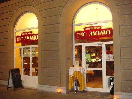 Gostilnica Rio Momo, Ljubljana z okolico