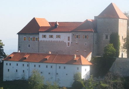The Podsreda castle, Kozje