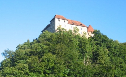 The Rajhenburg castle , Krško