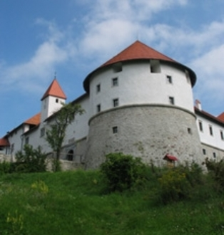 Turjak castle, Ljubljana and its Surroundings