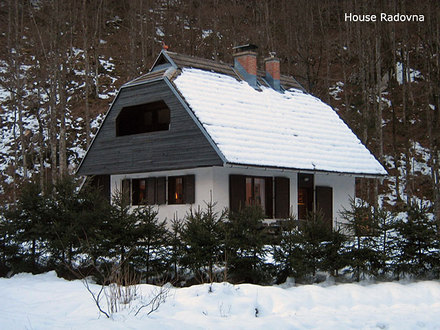 Holiday house Rožič, Kranjska Gora