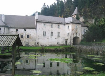 Samostan Bistra, Ljubljana z okolico