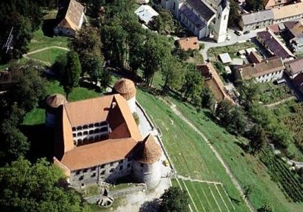 Castello di Sevnica, Sevnica