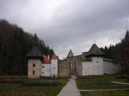 Kartause Žiče, Maribor und das Pohorjegebirge mit Umgebung