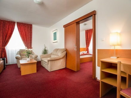 Hotel Park, Ljubljana und Umgebung