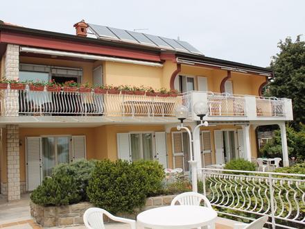 Appartamenti e camere Matos, Il litorale