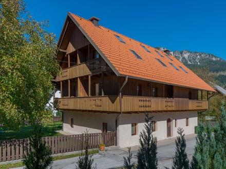 Appartamento Zelenci, Alpi Giulie
