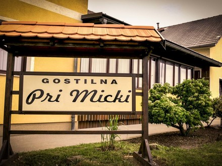 Restaurant pri Micki, Ljubljana and its Surroundings