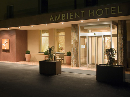 Ambient hotel , Ljubljana and its Surroundings