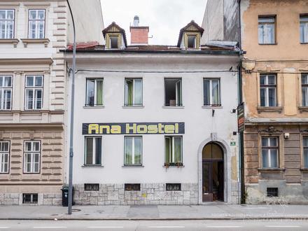 Ana Hostel Ljubljana, Ljubljana und Umgebung