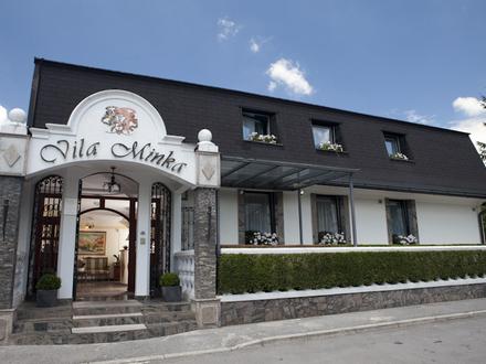 Aparthotel Vila Minka, Ljubljana z okolico