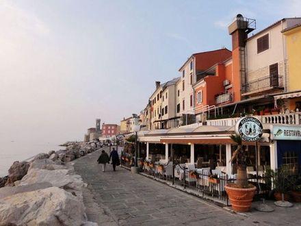 Appartamento Bella Vista  , Il litorale