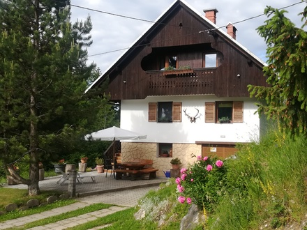 Apartment Chalet Bohinj, Julian Alps