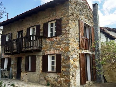 Hiša Little Vista, Goriška brda