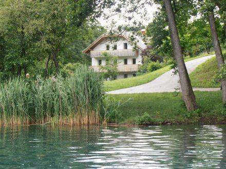 Apartment beim See Sebanc, Bled