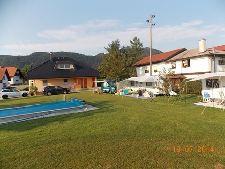 Apartment, rooms Dolina, Prebold