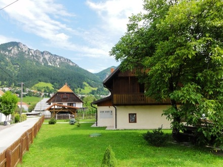 Apartment Zelenci, Julian Alps