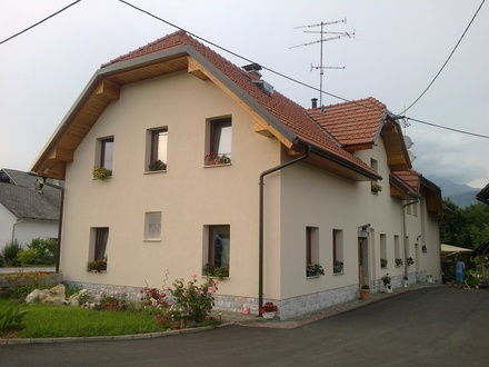 Apartmaji Bernard, Bled
