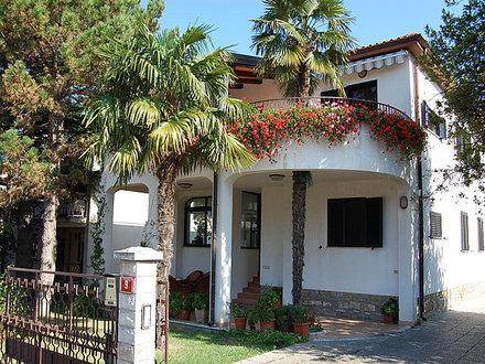 Appartamenti e camere Bertok, Il litorale