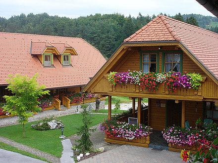 Appartements und Wellness Korošec, Mozirje