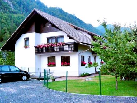 Apartmaji Jus, Julijske Alpe