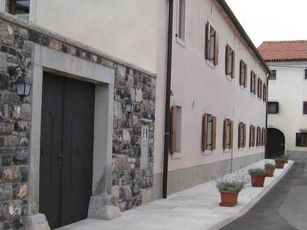 Apartments Muha auf dem slowenischen Karst, Slowenien Küste und Karst