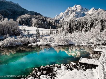 Appartement Polona, Die Julischen Alpe