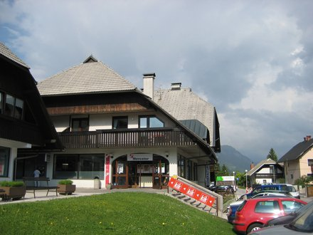 Apartmaji Rožič, Julijske Alpe
