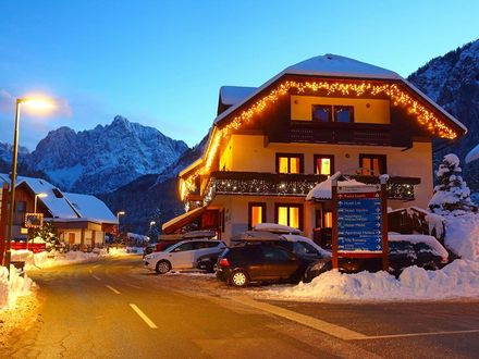 Appartements Rožle, Die Julischen Alpe