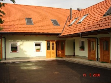 Appartments Šuster Kolpa, Bela krajina