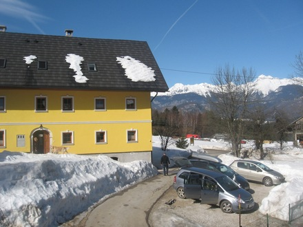Appartments Tubej, Die Julischen Alpe