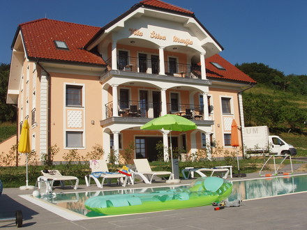 Appartamenti Vila Silva Marija, Zasavsko - Posavska