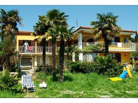 Apartments Oase Soline, Coast
